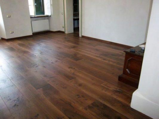 Pavimenti in legno per interni casa