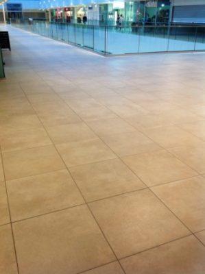 Pavimenti Centro Commerciale Grand'Affi