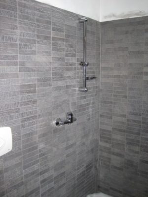 Bagno in mosaico